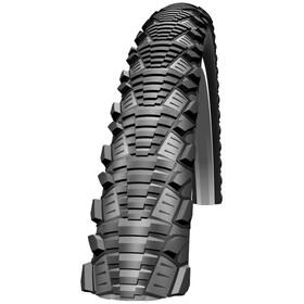 "SCHWALBE CX Comp Tyre Active 28"" K-Guard SBC, wire bead black-reflex"